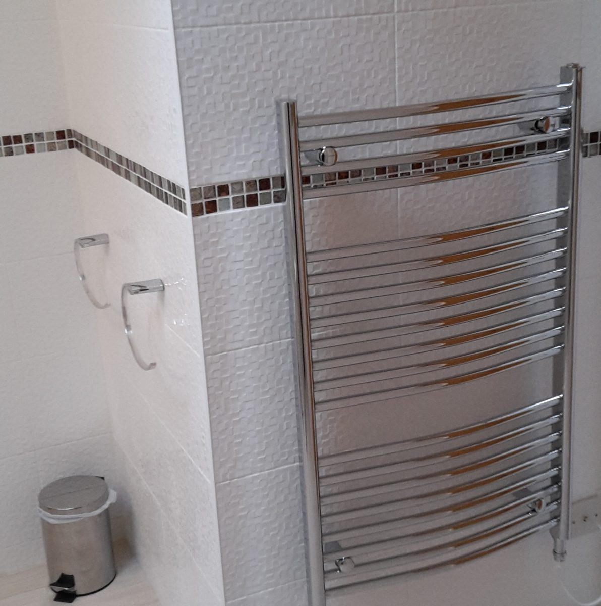 Noosa Sound bathroom towel rail